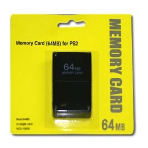 41q7hq8H%2BsL - Childhood New Black 64MB 64M Memory Card Module for Sony PlayStation 2 PS2