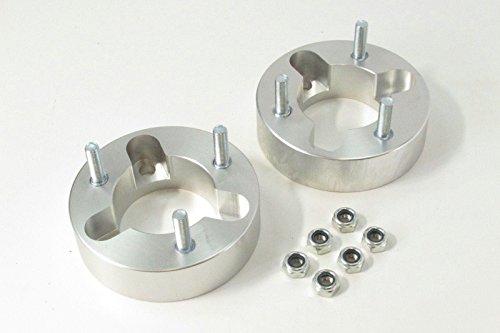 2 x 35mm Front Coil Strut Shock Spacer Lift Kit For Nissan Navara D40 2005-14 4WD