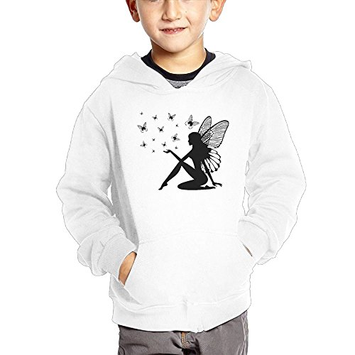 a Kids Fashion Hooded Sweatshirt With Pocket (Barbie Vintage Sweater)