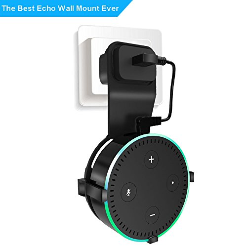Echo Dot Wall Mount Perfect