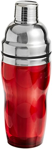 Paderno World Cuisine San Red Plastic 16-Ounce Cocktail ()