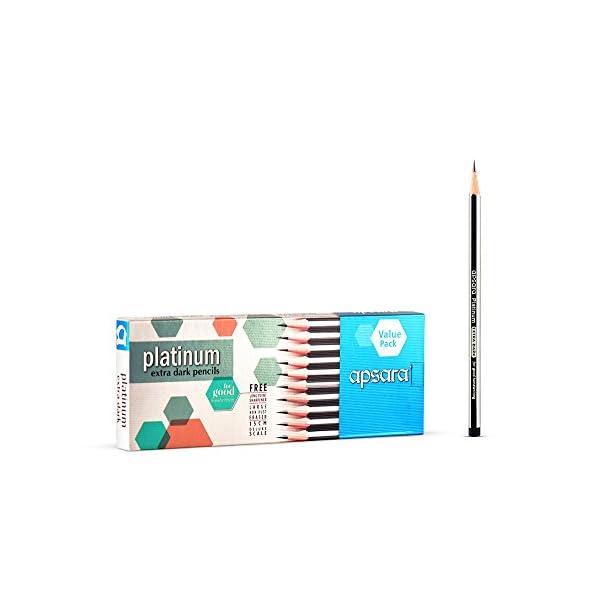 Apsara Platinum Pencils Value Pack – Pack of 20