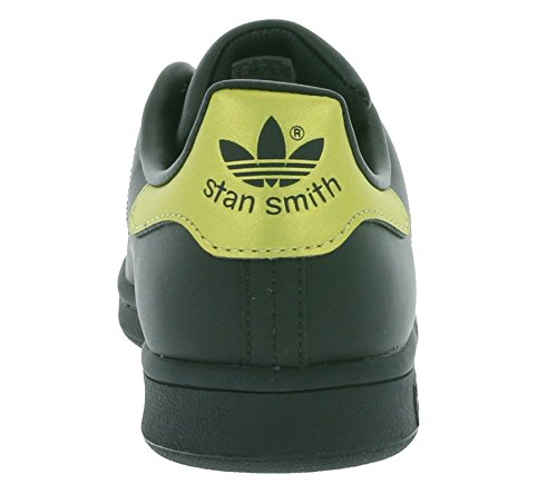 gold Stan Neck Sneaker Smith black Unisex Kids' Low adidas vqw78x4aOn