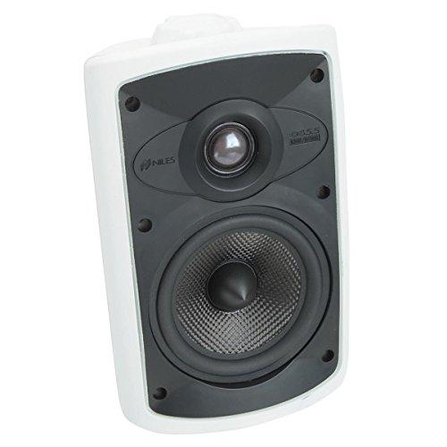 Niles OS5.5 (Pr) 5 Inch 2-Way High Performance Indoor Outdoor (Best Niles Speakers)