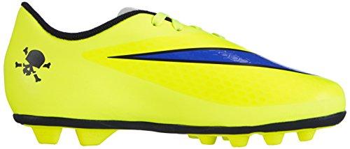 262641595efe ... Nike Hypervenom Phade FG-R - Zapatillas de fútbol Unisex Niños Amarillo  (volt