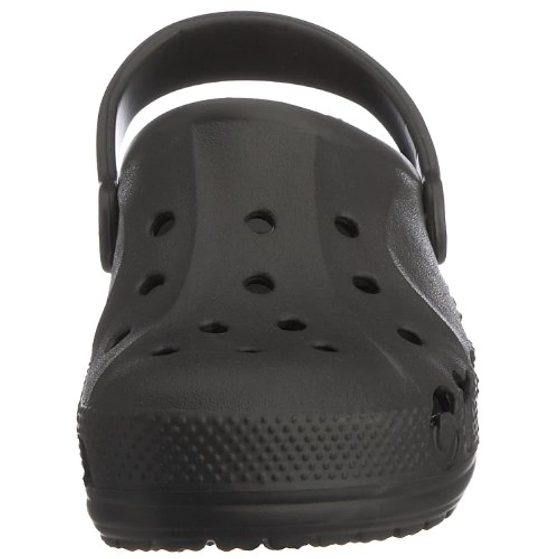 Crocs Baya, Unisex Kids' Clogs - Black (Black), 32-33