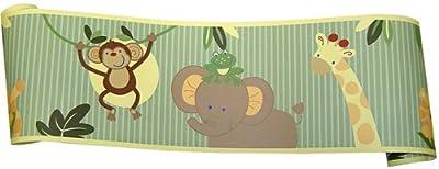 NoJo Jungle Wallpaper