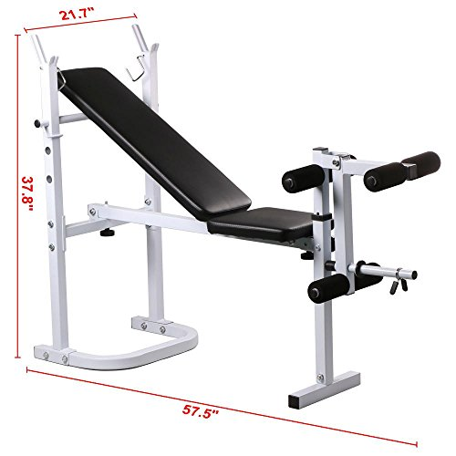 Yaheetech-Female-Weight-Lifting-Bench-Fitness-Workout-Home-Exercise-Adjustable-Incline-Press