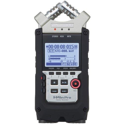 Zoom h4npro Recorder Digital