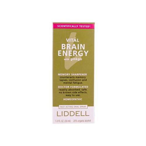 Liddell Vital Brain Energy