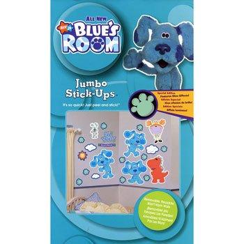 Blue's Room Jumbo Stick-ups