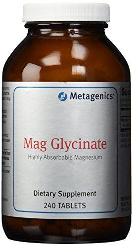 Metagenics Mag Glycinate 240 tabs (Glycinate 240 Tablets)