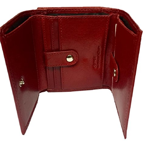 Derek Alexander Small Clutch Leather Womens Framed French...