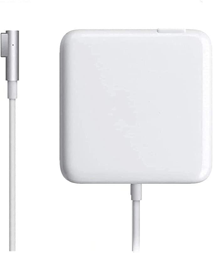 Replacement Charger for MacBook Pro Charger, 60W Magnetic L-Type Charger for Notebook 13-Inch(Before Mid 2012)   Amazon