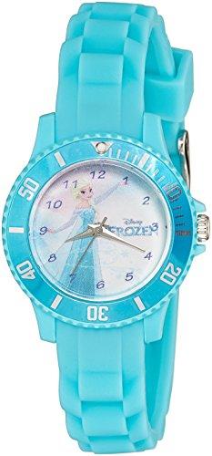 Disney Analog Multi Colour Dial Girl's Watch   AW100498