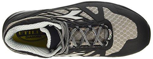 Diadora Energy Boost 3, Zapatos para Correr para Hombre Blanco (Azzurro/nero)