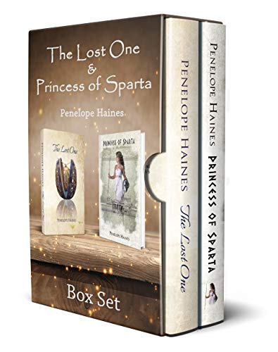 Boxed Set: The Lost One /  Princess of Sparta: 2 complete Historical Novels