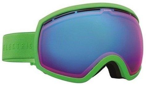 Goggles Eg2 Electric Snowboard (Solid Smile W/ Rose/Blue Electric Eg2 Mens Oversized Ski Snowboard Goggles + Lens)