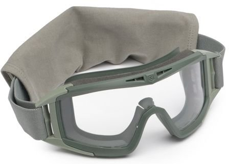 Revision Desert Locust Deluxe US Military Goggle System, Foliage 4-0309-9510