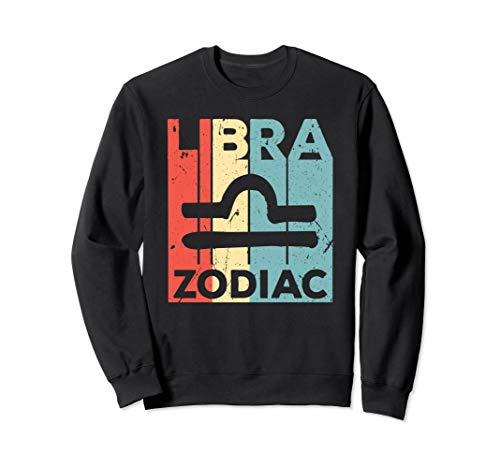 LIbra Zodiac Symbol Unisex Sweatshirt ()