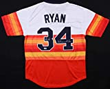 Nolan Ryan Signed Astros Throwback Jersey Inscribed Don't Mess with Texas (PSA COA)
