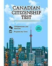 CANADIAN CITIZENSHIP TEST: DISCOVER CANADA-CELPIP-CANADA MADE CITIZEN BOOK-CANADIAN CITIZENSHIP MADE EASY-CITIZEN BOOK