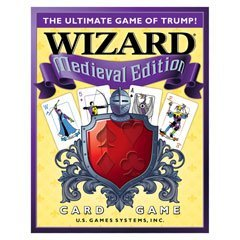 wizard card game medieval - 1