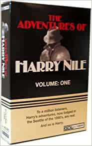 The Adventures of Harry Nile - Jim French, Imagination Theatre