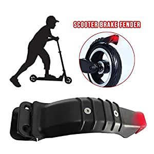 Amazon.com: Guardabarros trasero para patinete eléctrico con ...
