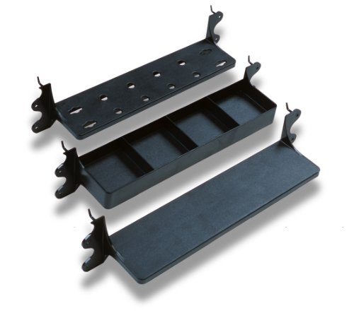 Heininger 5560 GarageMate VersaShelf 3 Pack Shelving System