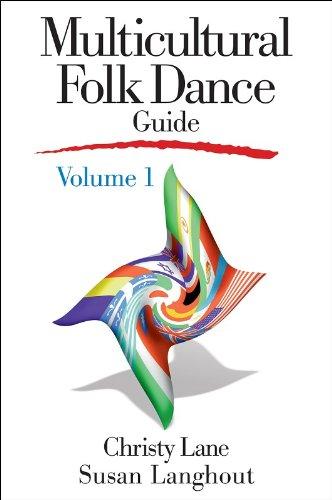 Multicultural Folk Dance Guide (Volume 1)