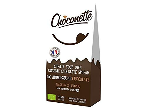 Choconette No Added Sugar Chocolate Spread Making Kit 150g