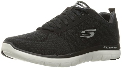 Golden 0 Po 2 Schwarz Flex Advantage Bkw Skechers Funktionsschuh Herren 1vxwXX