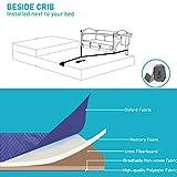 5 in 1 Bedside Bassinet Cribs, Portable Toddler