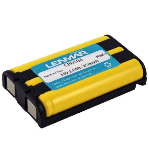Telephone Lenmar - Lenmar CB0104 Battery for Panasonic Cordless Phones