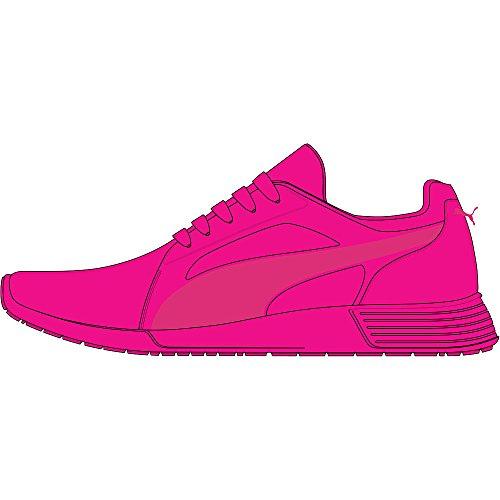Puma ST Trainer Evo PS Pink Glo-Fuchsia Purple