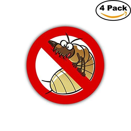 no-termites-ban-stop-sign-car-bumper-sticker-decal-4x4