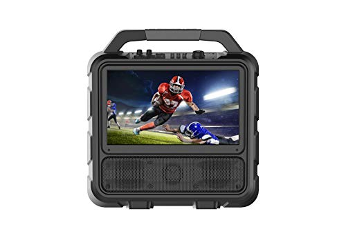 Monster Vision Portable Video Entertainment System 50 Watts