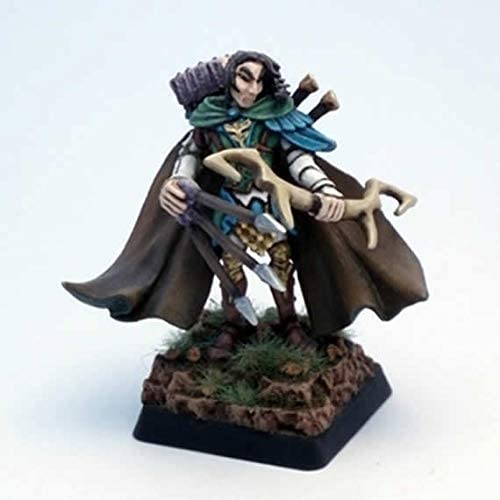 1 x lindir elf vale archer-warlords reaper miniature d/&d rpg elven 14421