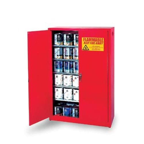 Eagle PI-32 Safety Cabinet for Paint & Ink, 2 Door Manual...