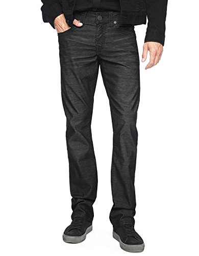 True Religion Men's Ricky Relaxed Straight Fit Corduroy P...