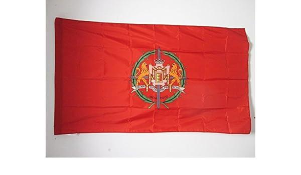 AZ FLAG Bandera de la Provincia DE Valladolid 90x60cm para Palo - Bandera Valladolid EN Castilla Y LEÓN 60 x 90 cm: Amazon.es: Jardín