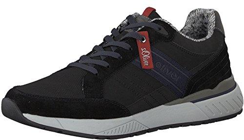 5 oliver De Chaussures S 13614 Sport Noir 21 Herren ZUW5dwRq7