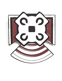FanFit Gaming - Six Siege Echo Enamel Pin - Official 6 Collection