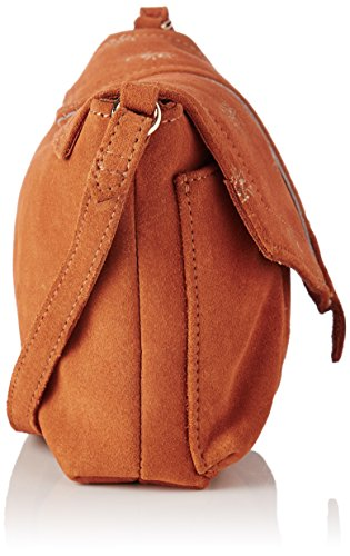 Mendigote Petite Bag Louka ginger Cross Women's body Printed Orange gwfqpwZ