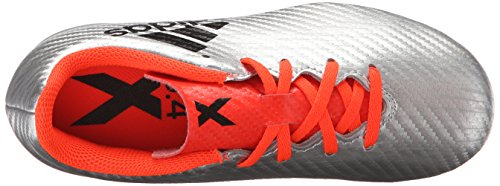 Pictures of adidas Performance Kids' X 16.4 Firm S75699 Silver Metallic/Black/Infrared 2