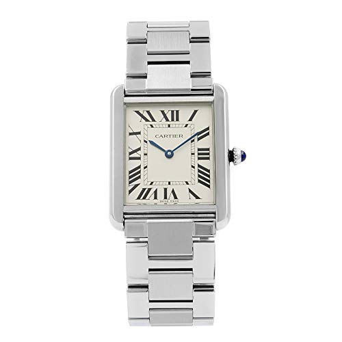 Cartier Tank Solo Quartz Female Watch W5200014 (Certified Pre-Owned)