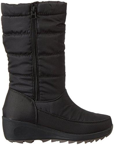 Kamik Kvinna Detroit Snö Boot Svart