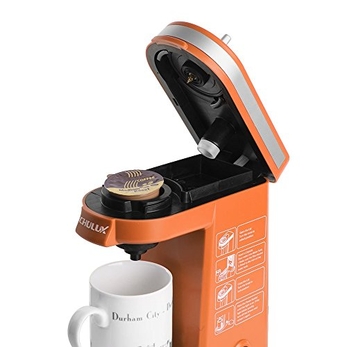 CHULUX Coffee Maker Single-Serve Coffee Machine