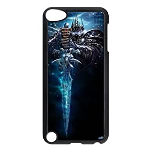 ZhangCaiyun warcraft Pattern Plastic Hard Case FOR Ipod Touch 5 FNWT-U901175